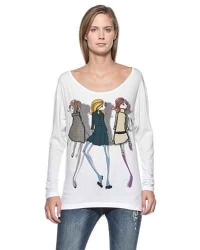 Love Moschino Camiseta Killien