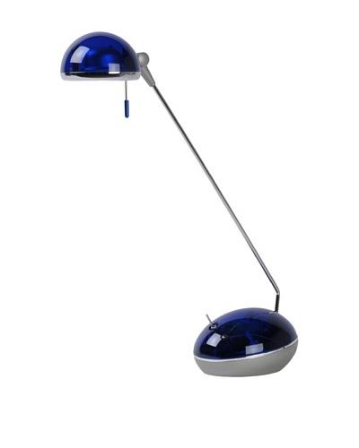Lucide Lámpara de escritorio Austin 1X12V/35-50W azul