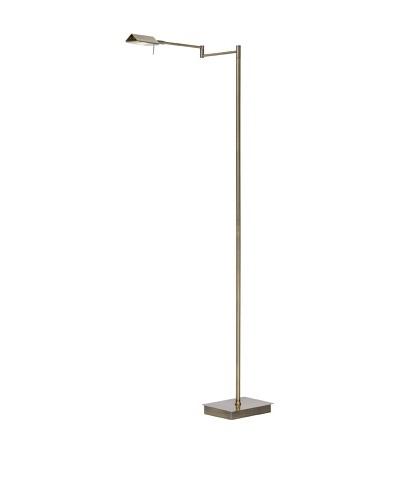 Lucide Lámpara de pie Kera LED 6W bronce
