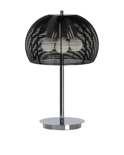 Lucide Lámpara de mesa Newport 30 x 50 cm