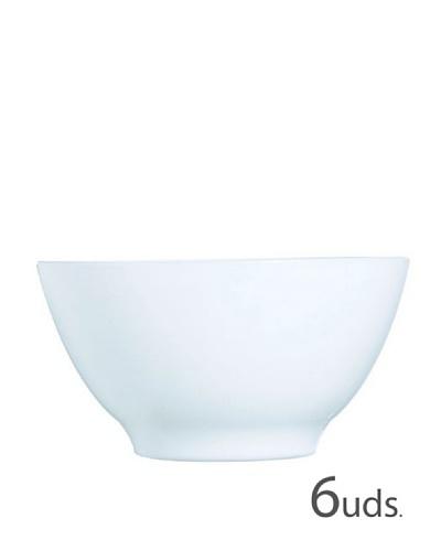 Luminarc Tazon Desayuno Estuche 6 Bol 50 Cl Modelo Opal