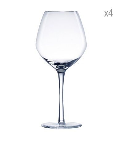 Luminarc Estuche 4 Copas 47 Cl Modelo Vinery Vins Jeunes