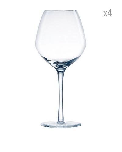 Luminarc Estuche 4 Copas 35 Cl Modelo Vinery Vins Jeunes