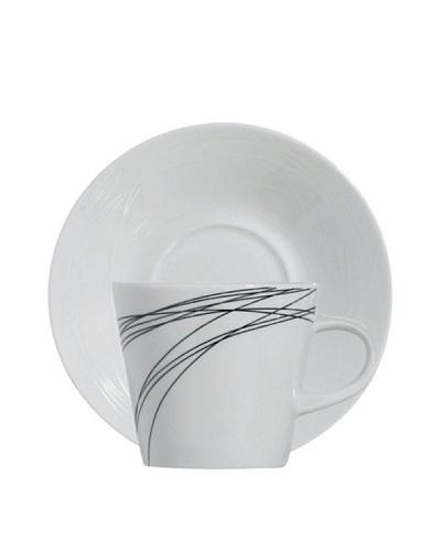 Luminarc vajilla redonda 30 piezas modelo black rings mi - Platos luminarc precios ...