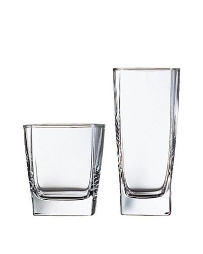 Luminarc Juego 12 Vasos Modelo Sterling