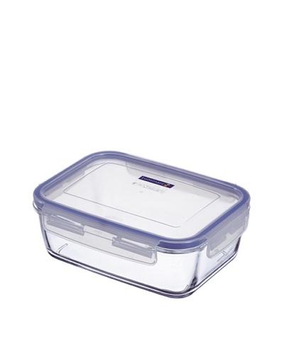 Luminarc Pure Box - Recipiente hermético rectangular, 19 x 13 x 7 cm