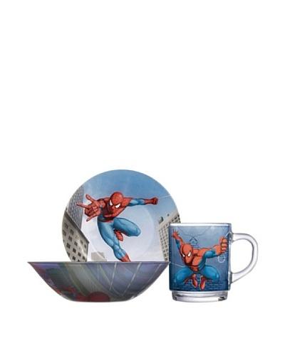 Set 3 Piezas Modelo Spiderman Street Fights