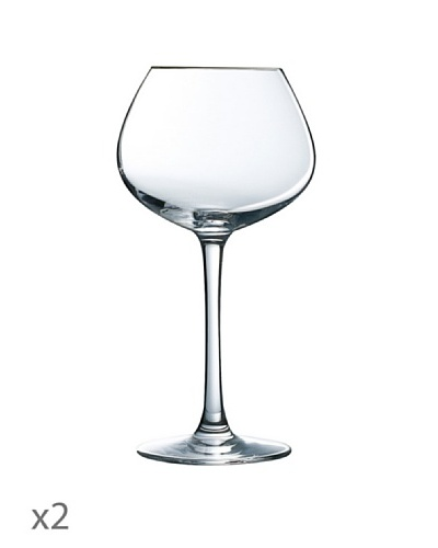 Luminarc Estuche 2 Copas 47 cl Modelo Rouges Aromatique Vinery Excellence