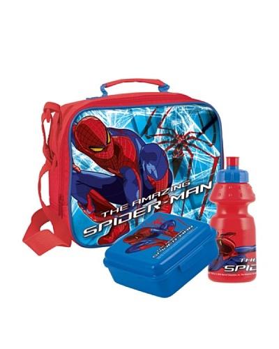 Kit Merienda Modelo Spiderman Amazing