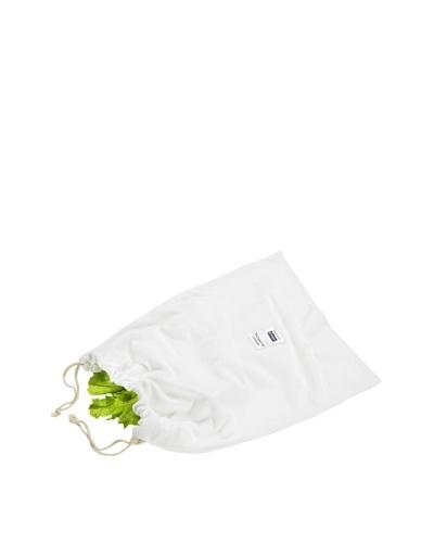 Lurch Bolsa de microfibra para secar ensaladas Blanco