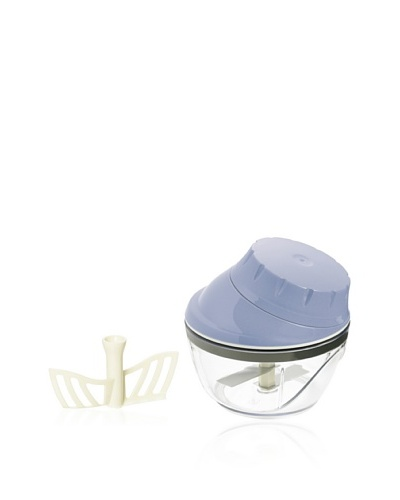 Lurch Mini Chopper II, picador de vegetales Azul