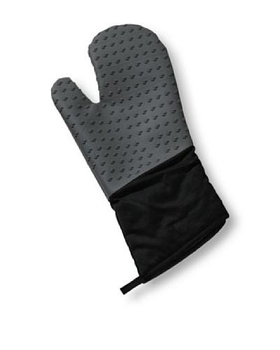 Lurch Guantes de Cocina Silicona / Textil Negro