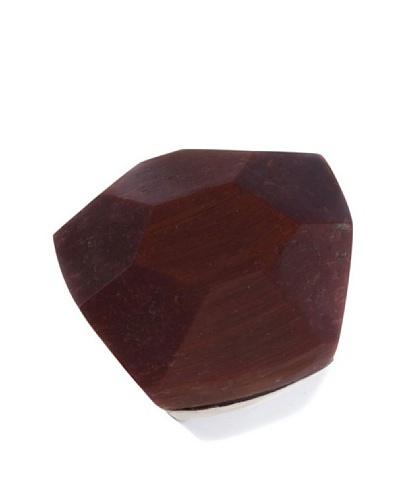 Luxenter 5940235 – Anillo Ukungu de plata