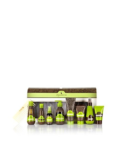 Macadamia Natural Oil Set Lux Intro Collection