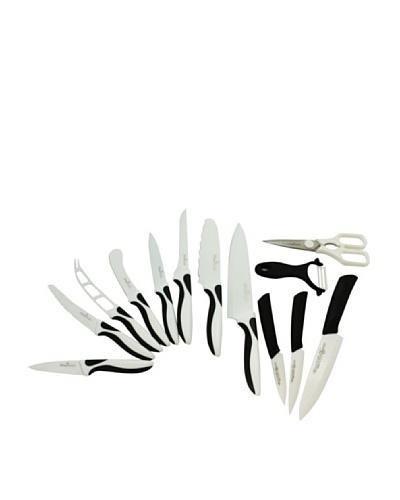 Magefesa/Quttin Set De 11 Cuchillos + Tijera Y Pelador