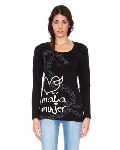Mala Mujer Camiseta Clio