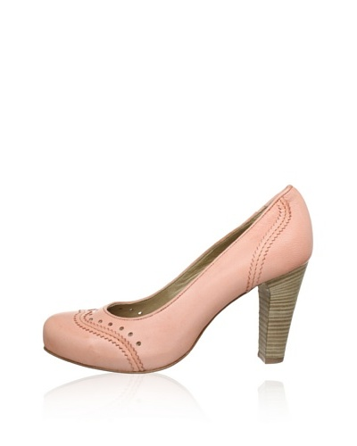 Manas Zapatos Perforaciones