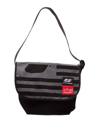 Manhattan Portage Bolsa Messenger Vintage negro