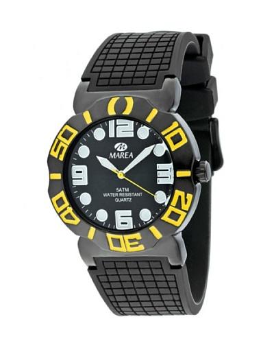 Marea 21127/5 - Reloj Caballero silicona Negro