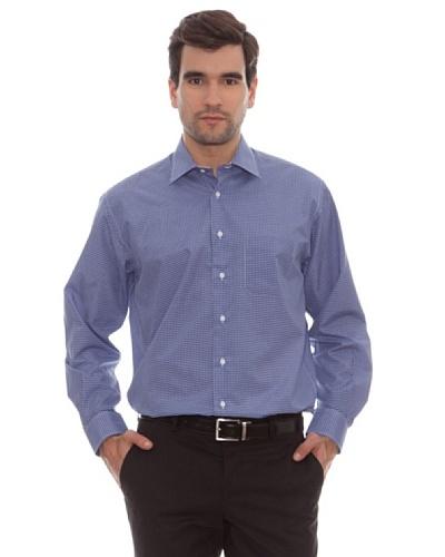 Marengo Camisa Cuadrícula