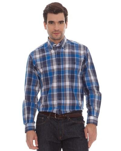 Marengo Camisa Cuadros