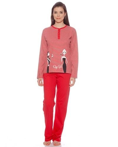 Marie Claire Pijama Mujer Chers Tapeta