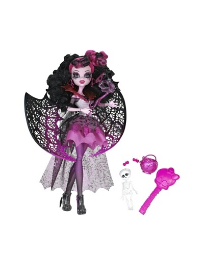 Monster High BCH87 – Muñeca Draculaura Una Fiesta Divina De La Muerte (Mattel)
