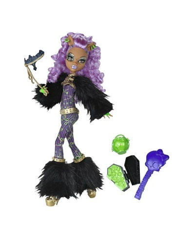 Monster High BCH86 – Muñeca Clawdeen Una Fiesta Divina De La Muerte (Mattel)