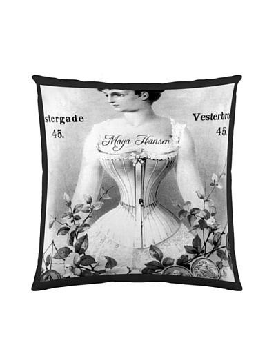Maya Hansen Funda de Cojín Edelweiss Vintage
