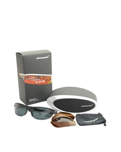 Mclaren Gafas de Sol MPS-003-CA-088-TRAIL Negro