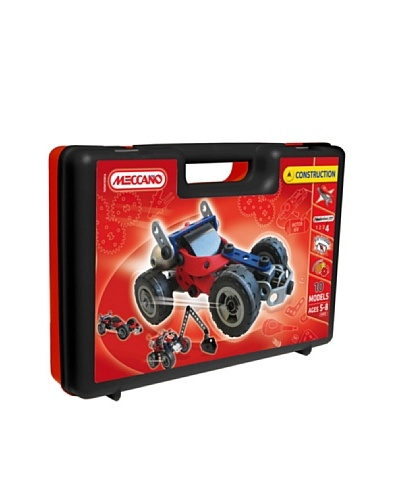 Meccano Expert Motorized Tool Box