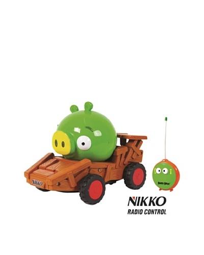 Nikko Pre-School Items Angry Birds Racer - Cerdo Verde