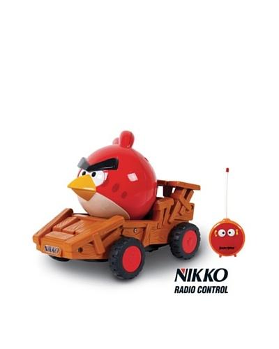 Nikko Pre-School Items Angry Birds Racer - Pájaro Rojo