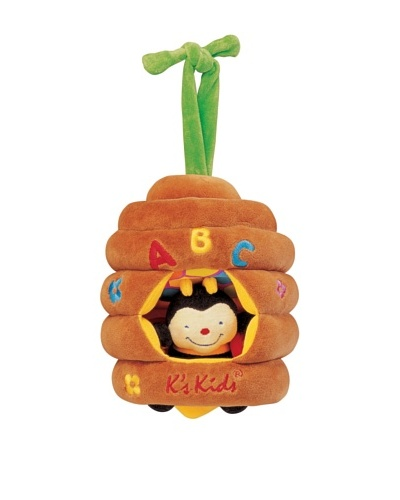 Preescolar K's Kids Colgador musical abeja