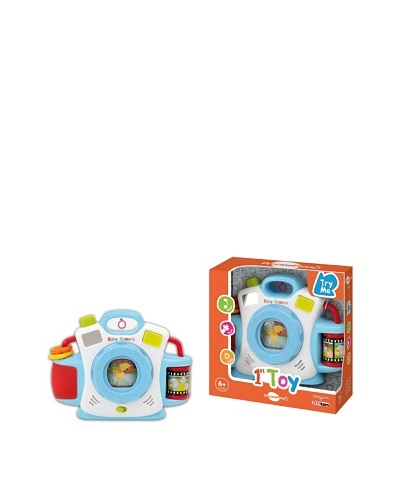 Bontempi Preescolar Bontoys Baby cámara fotográfica musical