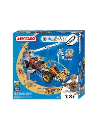 Meccano Multimodels 50 Model Set