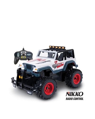 Nikko Jeep Rubicon Monster