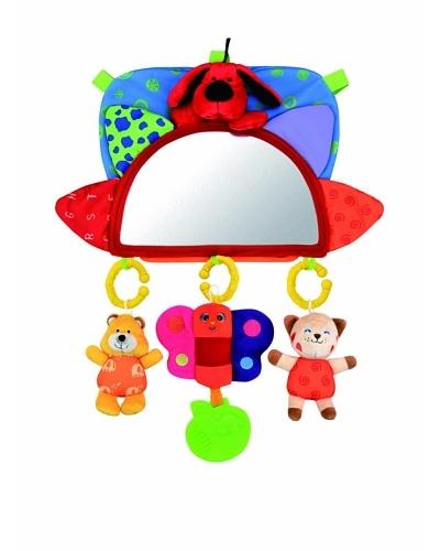Preescolar K's Kids Espejo de viaje con actividades