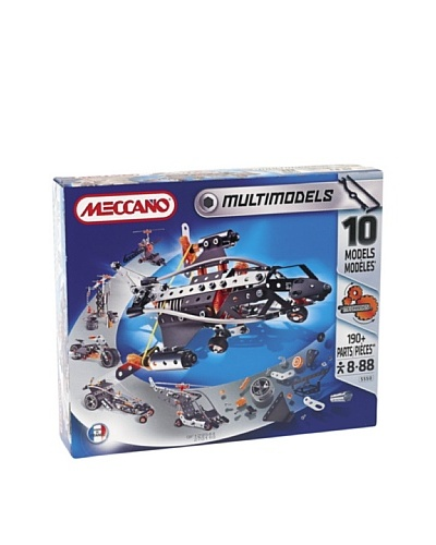 Meccano Multimodels 10 model set