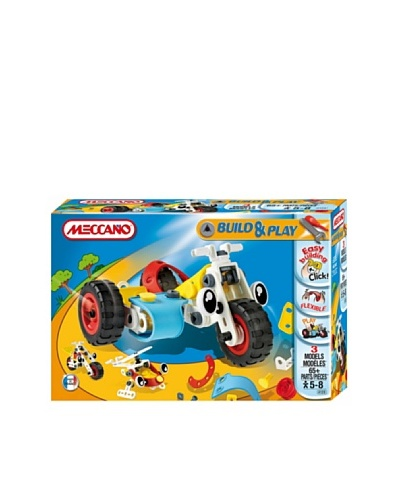 Meccano Build & Play Side Car