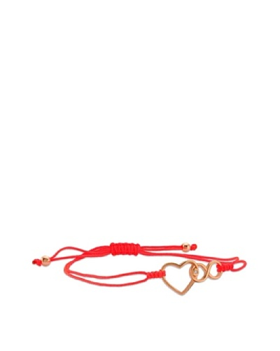 Pulsera Diamond Heart Infinity