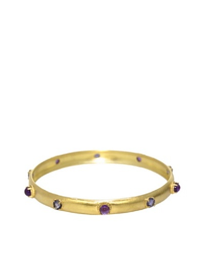 Melin Paris Pulsera Brazilian Amethyst and Iolite