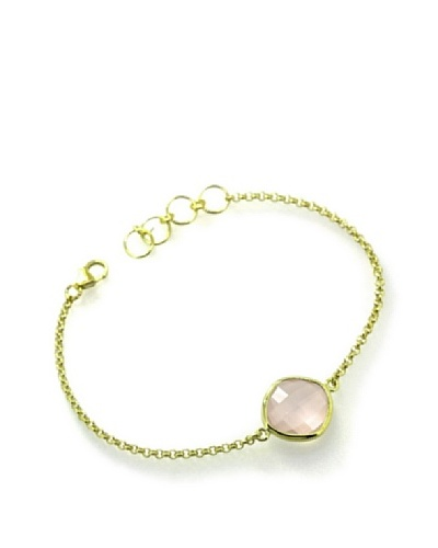 Melin Paris Pulsera Rose Quartz