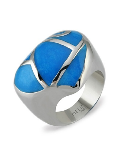 Melin Paris Anillo Enamel Design MLNHR1155R