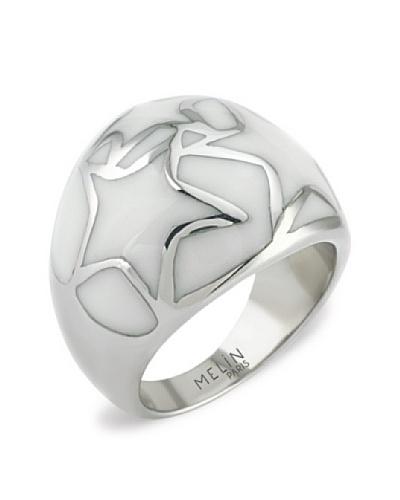 Melin Paris Anillo Enamel Design MLNHR1081R