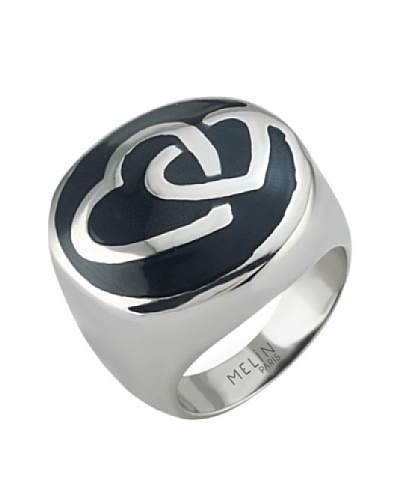 Melin Paris Anillo Enamel Design MLNHR1111R