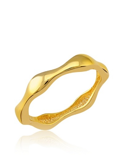 Melin Paris Anillo Design Dorado
