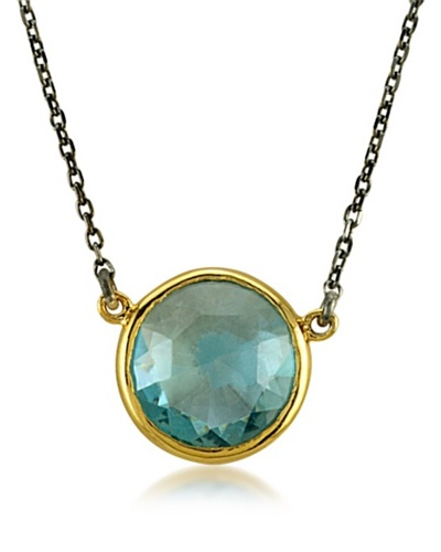 Melin Paris Collar Blue Topaz