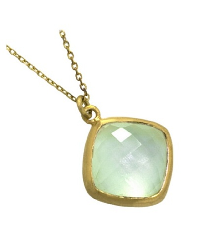 Melin Paris Collar Green Amethyst
