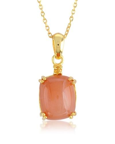 Melin Paris Collar Citrine & Moon Stone Peach